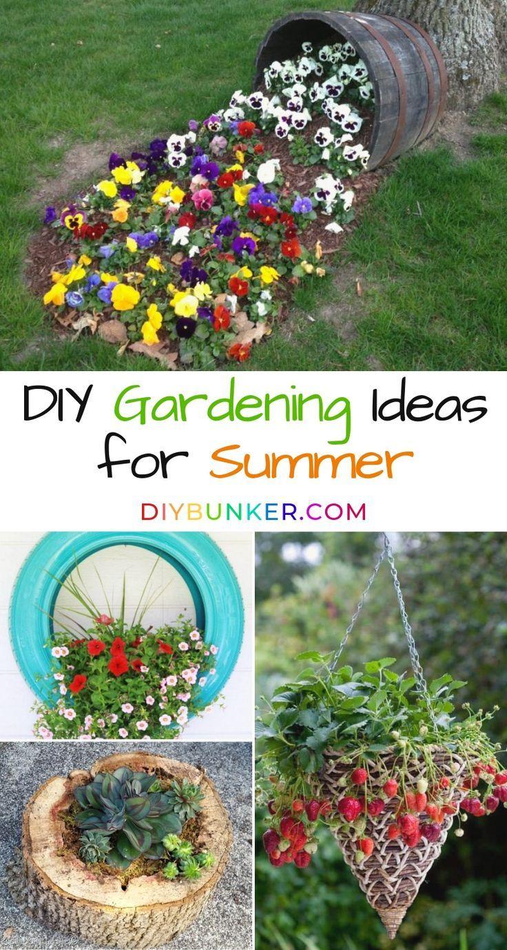 29 Breathtaking Diy Gardening Ideas For Your Yard Best