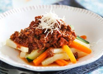Recept på köttfärssås
