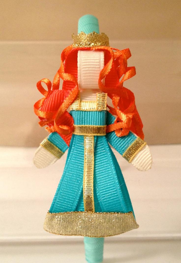 Merida ribbon hairband