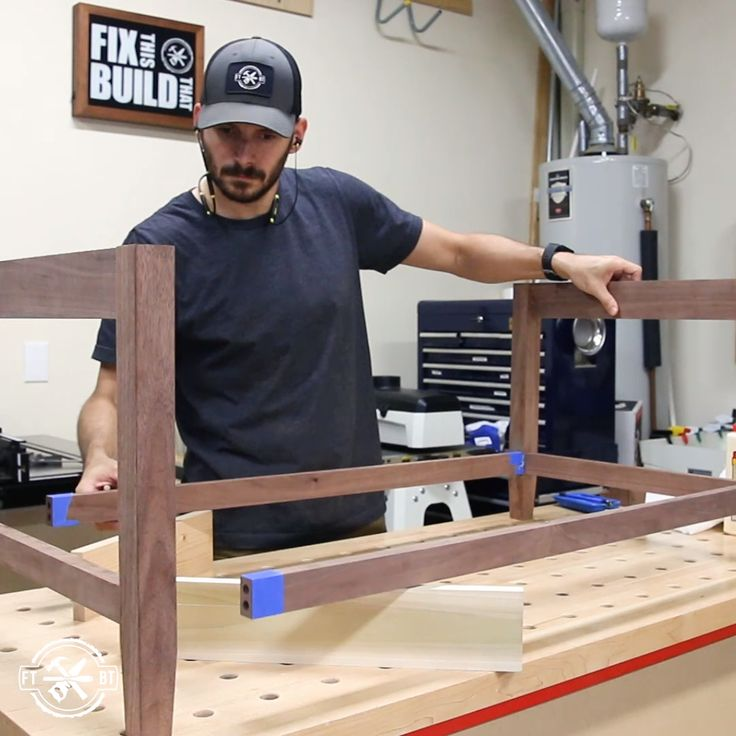 How to Build a DIY Coffee Table from Old Wood
