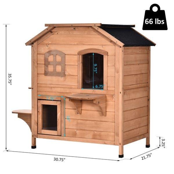Our Best Cat Furniture Deals Wood Cat Loft Plan Cat House