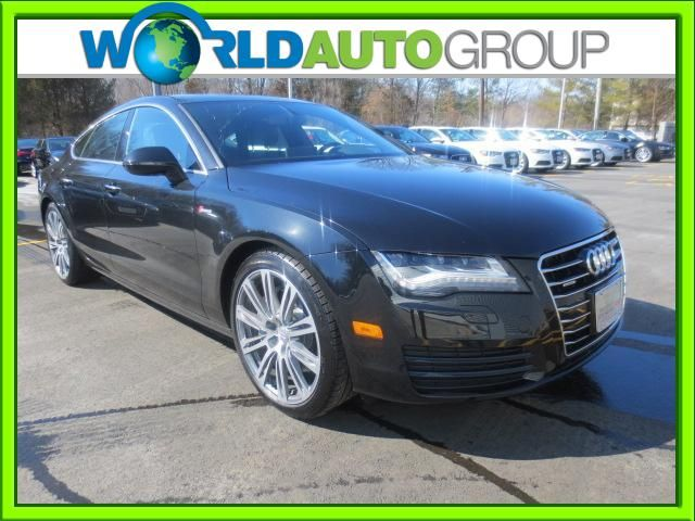 New 2015 Audi A7 3.0T Hatchback In Mendham