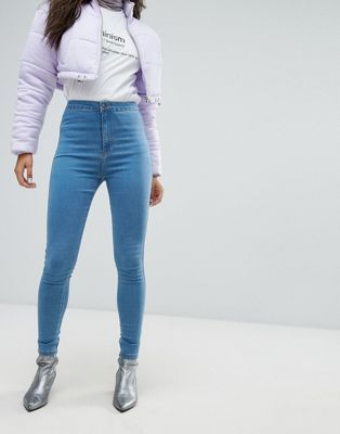 Missguided - Vice - Jean skinny taille haute super stretch 27.99€