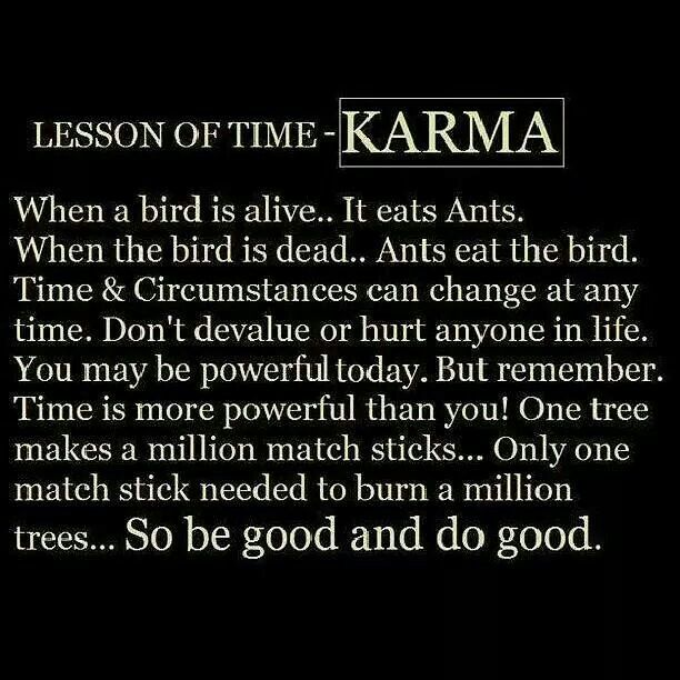 Do good whatever you sow you will reap it 39 s god 39 s - All about karma ...