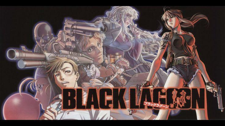 Top idei despre Black Lagoon Anime pe Pinterest Seriale anime