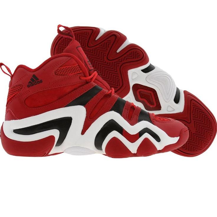 Adidas Crazy 8 (university red / black1 / runninwhite) G48588 - $99.99