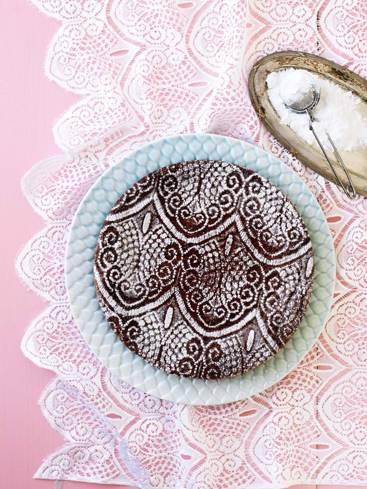 Nutellakladdkaka - Jennys Matblogg