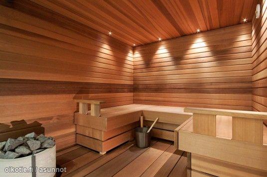 Myynnissä - Paritalo, Kauniainen, Kauniainen:   #sauna #oikotieasunnot #kiuas