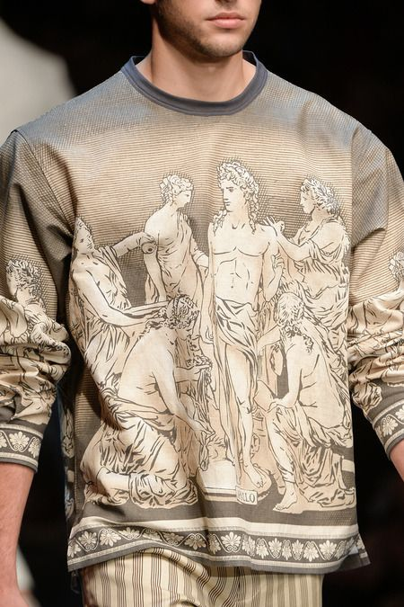 SPRING 2014 MENSWEAR Dolce & Gabbana