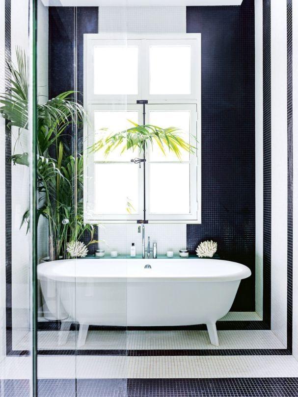 Best Bathrooms Images On Pinterest Bathroom Design Bathroom - Red black and white bath rug for bathroom decorating ideas