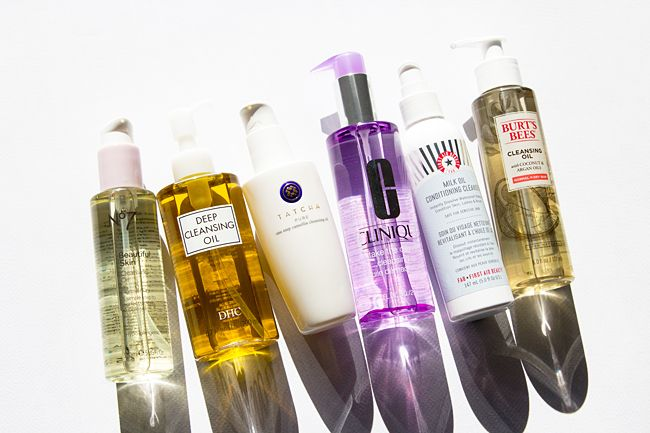 the best face cleansing oils 2