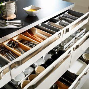 Best 25+ Drawer Dividers Ideas On Pinterest | Kitchen Drawer Dividers, Diy Drawer  Dividers And Utensil Storage