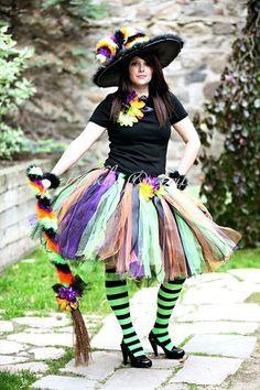 HOCUS POCUS ADULT Witch Halloween Costume