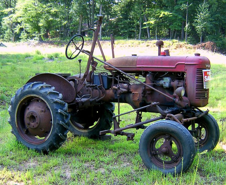 Old Farms for Sale | Old Rusted Antique Tractor For Sale | Love's Photo Album