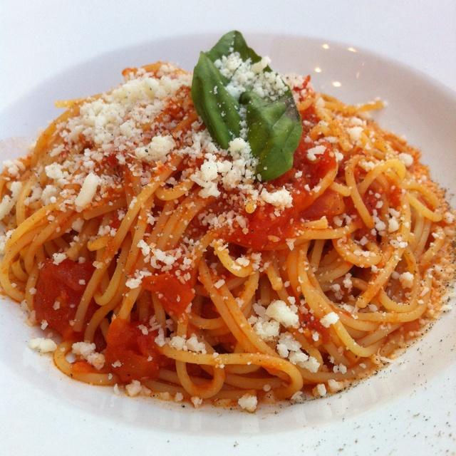 Spaghetti pomodoro #cucinasiciliana #spaghetti