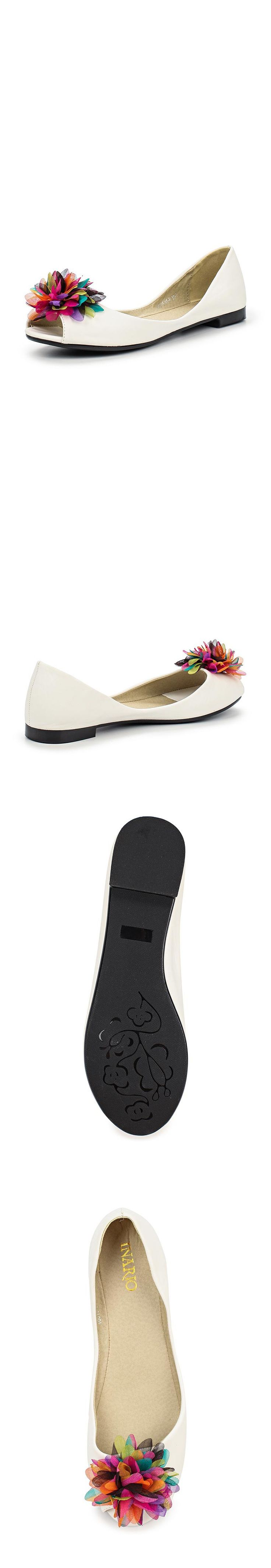 Женская обувь балетки Inario за 3399.00 руб.