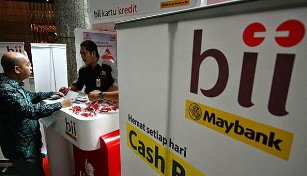 Lowongan Kerja Bank BII Terbaru