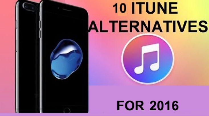 #bestof2016 #iTunes Alternatives