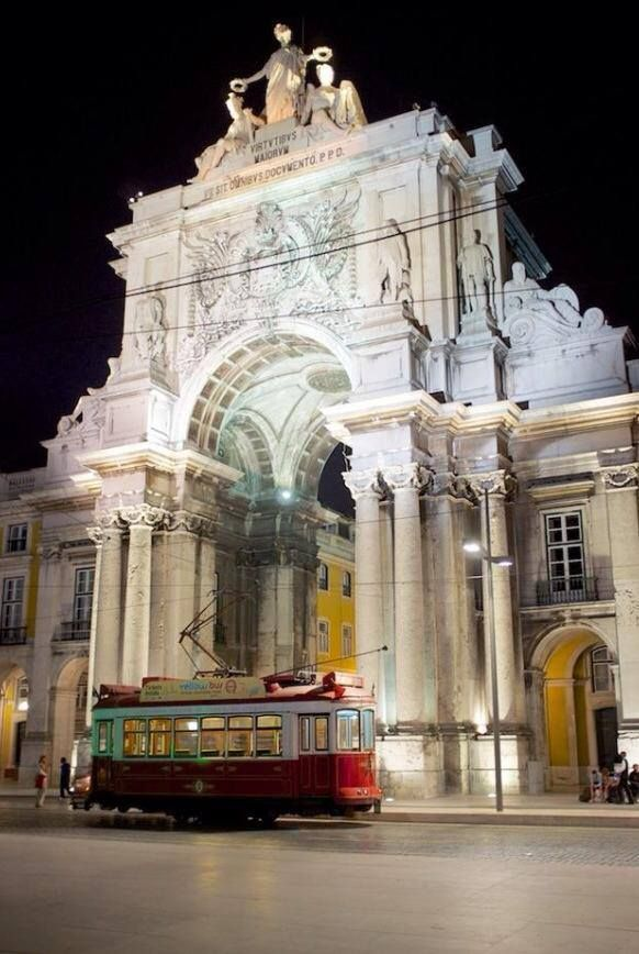 Lisboa, Portugal, went a couple weeks ago and it was fabulous