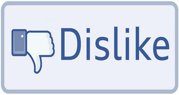 Facebook'a Dislike (Beğenme) Butonu Geliyor