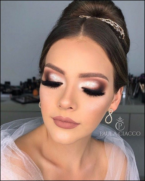 134+ beautiful neutral makeup ideas for the prom party page 36