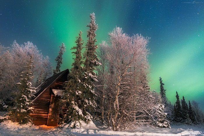 Ловозеро, Мурманск