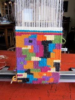 Weave-Along 3: The Woven Purse