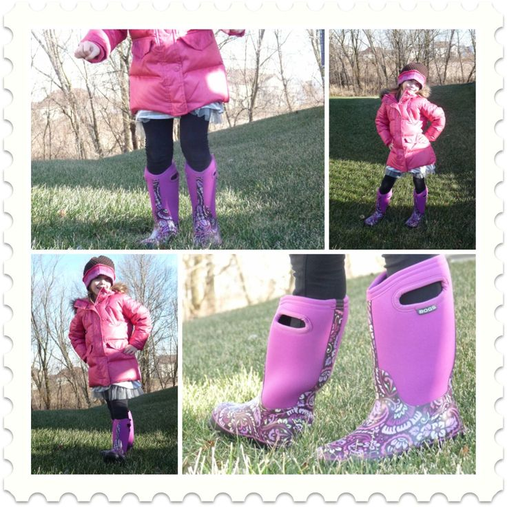 great winter boots for kids.