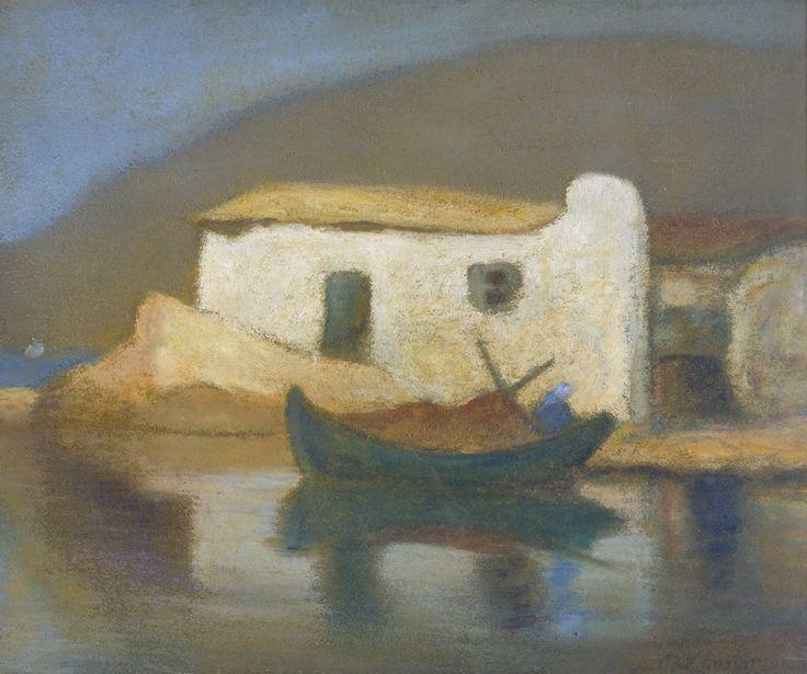 .:. Οικονόμου Μιχαήλ – Michail Oikonomou [1888-1933] THE HOUSE THAT HE DREAMS OF (HYDR
