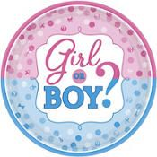 Gender Reveal Party Supplies - Gender Reveal Themes - Party City