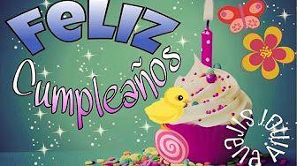 how to sing happy birthday in spanish - YouTube