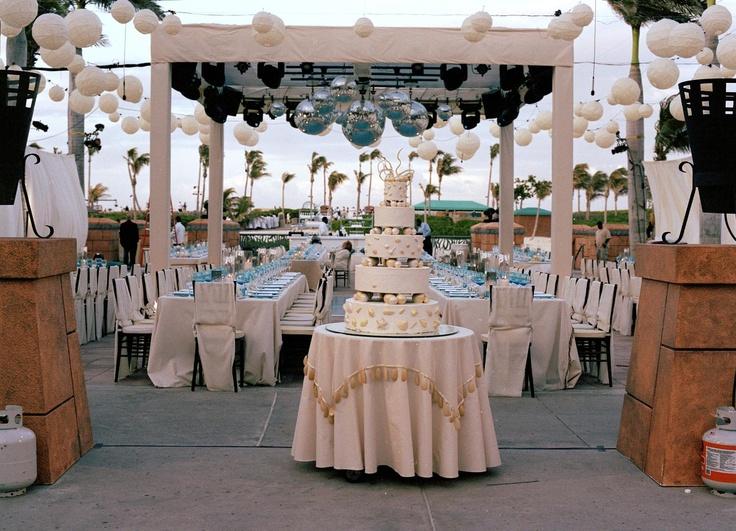 atlantis bahamas wedding dinner