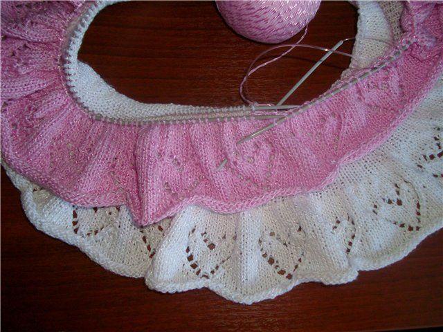 Knitting Skirt For Baby : D b ec  kb knitting skirt pinterest