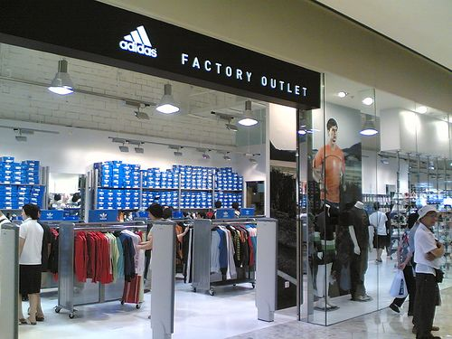 Check out the Adidas Store!