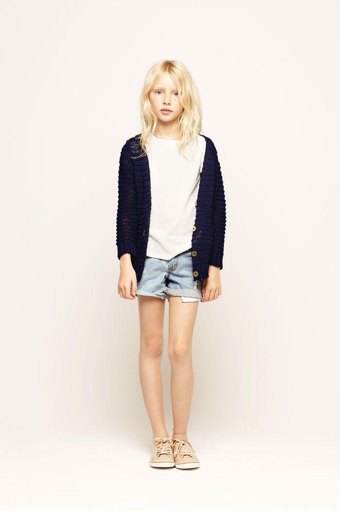 Summer Looks Kids Fashion Ss 2013 L Zara Kids