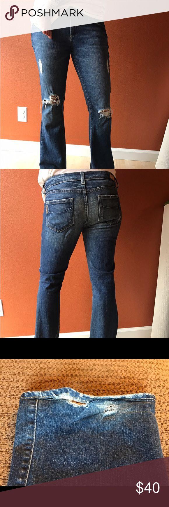 Paige Premium Denim Bell Canyon Paige Jeans Paige Jeans Jeans Boot Cut