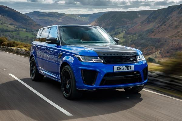 New Range Rover Sport Svr 2018 Review New Range Rover Sport Range Rover Sport Range Rover Sport 2018