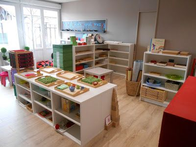 Graine de Montessori: l'ambiance 3-6 ans