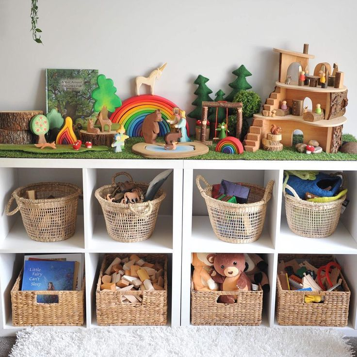Lets talk toy organisation Our toys are always bei…