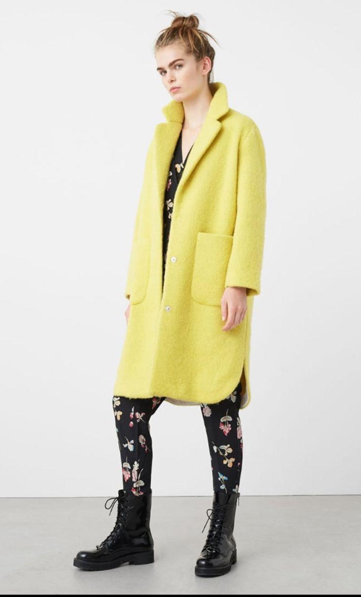 Mango Sydney- Classic winter coat price 63, 99€  discount -20% on Zalando.com Black Friday