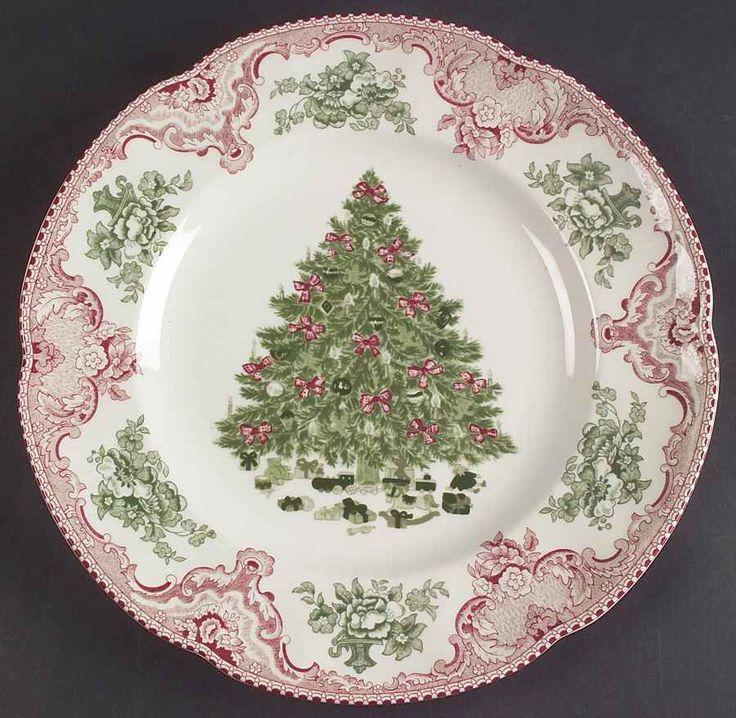 The 25+ best Christmas dinner plates ideas on Pinterest