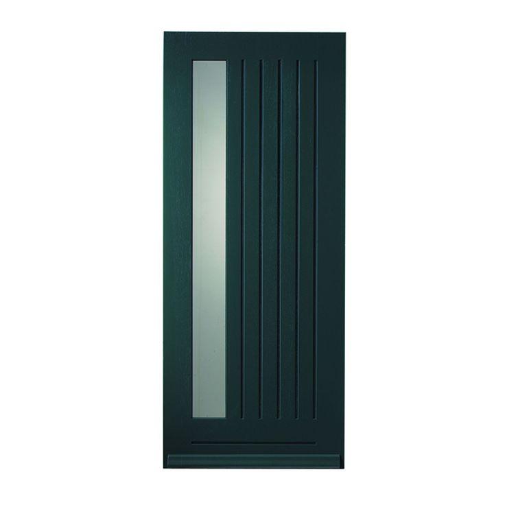 Van Straaten houten voordeur model Den Helder -Houten deuren - Van Straaten® Houten Deuren