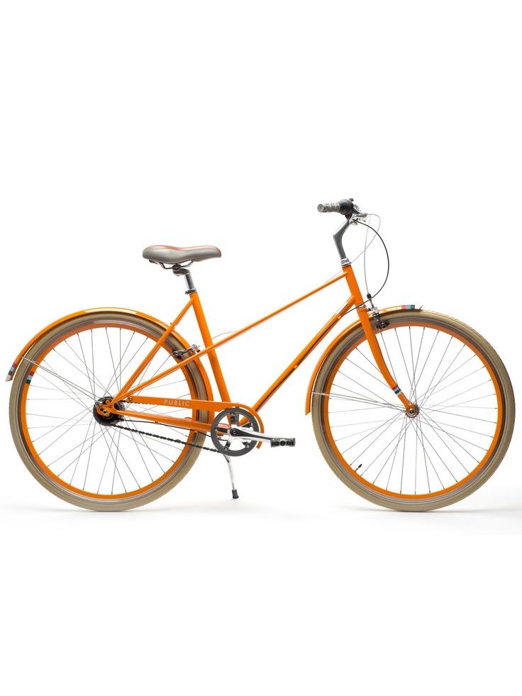 Public M8 Bike