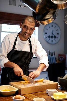 Cape Town Chef Reuben Riffel. BelAfrique - Your Personal Travel Planner - www.belafrique.co.za