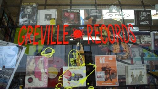 Record stores, Shopping, Melbourne, Victoria, Australia