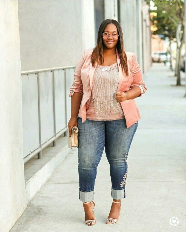 4b270a267f0 41 Most Stylish Plus-Size Outfit Ideas for Winter 2018 35