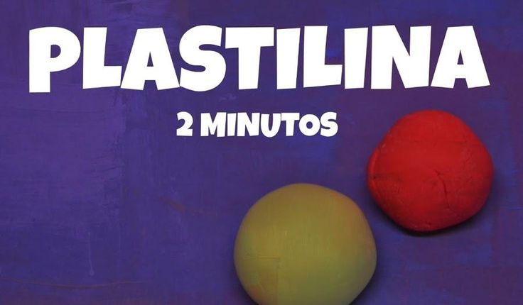 Plastilina casera con pocos materiales y en 2 minutos