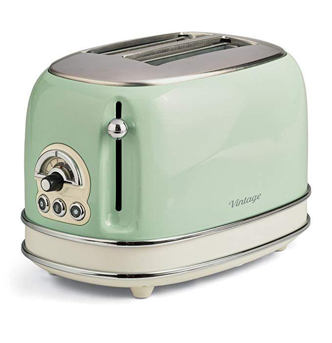 Best Ariete 2 Slot Toaster Vintage Amazon De Küche Haushalt 400 x 300
