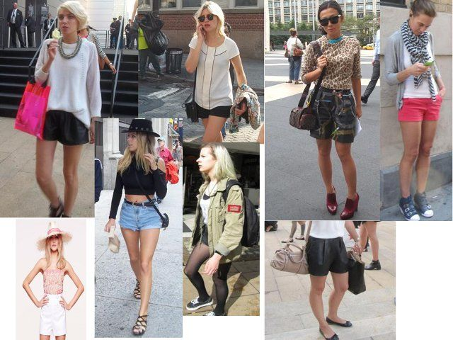 5 consejos fundamentales para elegir shorts - http://www.femeninas.com/5-consejos-fundamentales-para-elegir-shorts/