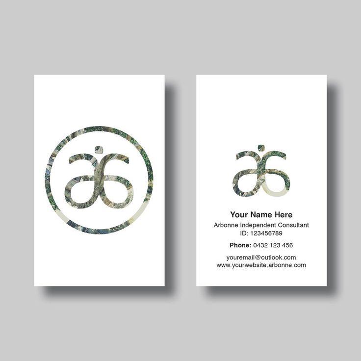 7 best Arbonne Business Cards images on Pinterest | Business cards